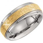 Mens Wedding Band, Stuller