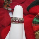 NEW Cityscape Ruby & Diamond Ring